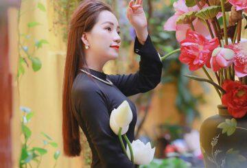Người đẹp Làng Sen