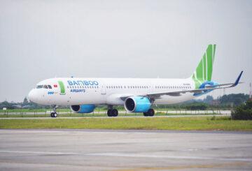 Hành khách tự ý mở cửa thoát hiểm máy bay Bamboo Airways