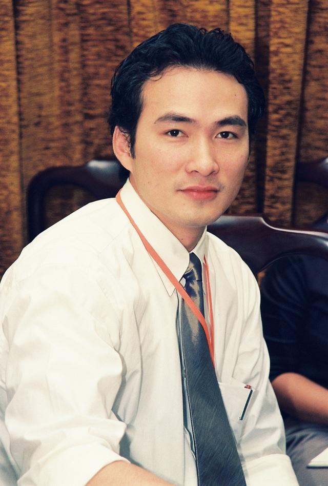 Hình ảnh Chi Bảo trong những năm đầu mới vào nghề.