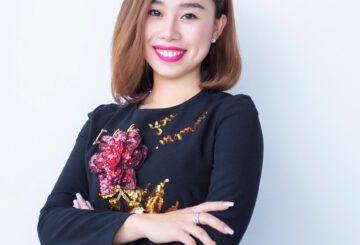 Nữ doanh nhân Ngô Tường Vy