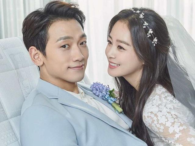 Bi Rain và Kim Tae Hee đang có cuộc sống hôn nhân vô cùng viên mãn và hạnh phúc.