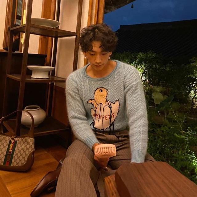 """Hình ảnh dịu dàng của Bi Rain khiến fan """"cười bò""""."""