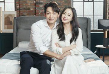 """Nam diễn viên điển trai tiết lộ, dù đã kết hôn nhưng anh vẫn gọi vợ là """"chị"""" vì Kim Tae Hee hơn anh 2 tuổi."""