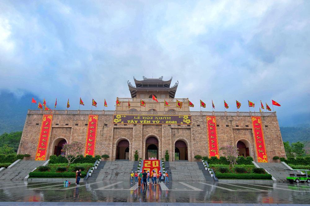 Sức hút Tây Yên Tử - niềm tự hào du lịch Bắc Giang 1
