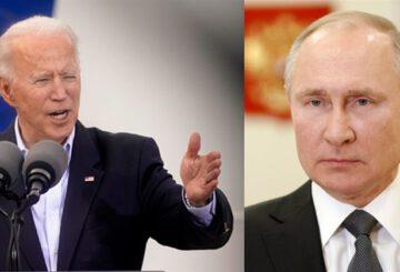 Cuộc gặp giữa Tổng thống Mỹ Joe Biden và Tổng thống Nga Vladimir Putin sẽ diễn ra tại Geneva (Thuỵ sĩ) vào ngày 16/6. (Ảnh: Reuters)